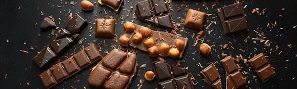 Ritter Sport – quadratische Schokoladenverpackung als Marke